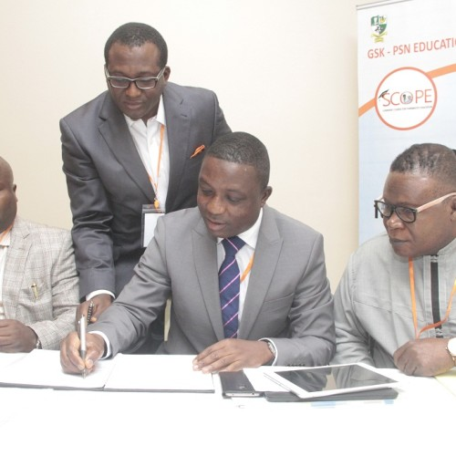 GSK, PSN introduce online training for pharmacists
