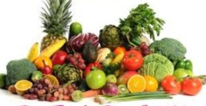 * Diets rich in fruits and vegetables not only ensure good physical health but also promote sound mental health