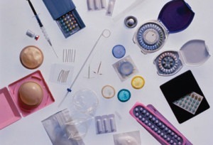Some contraceptive devices