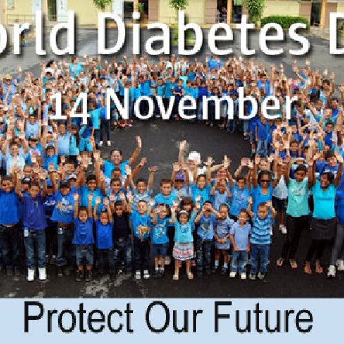 Nigerians walk against diabetes