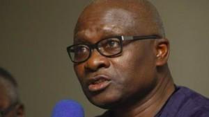 Dr. Jide Idris Lagos Health Commissioner