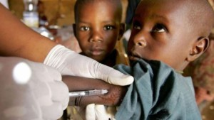 Immunisation is vital to maintain wide-spread immunity and avert epidemics.