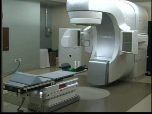 A radiotherapy machine. Nigeria has only 8 for its over 178 million population.