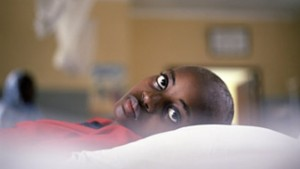 A cancer Patient             Courtesy: WHO