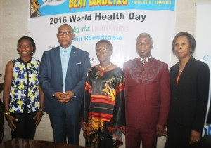 World Health Day Media Roundtable 2