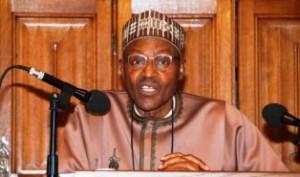 • President Buhari