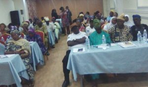 A cross section of participants at the Roundtable