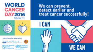 World Cancer Day logo 2