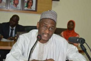 Prof. Usman Yusuf NHIS Executive Secretary