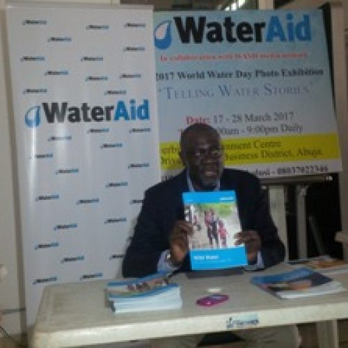 Two-thirds of Nigeria's PHCs lack water access- WaterAid