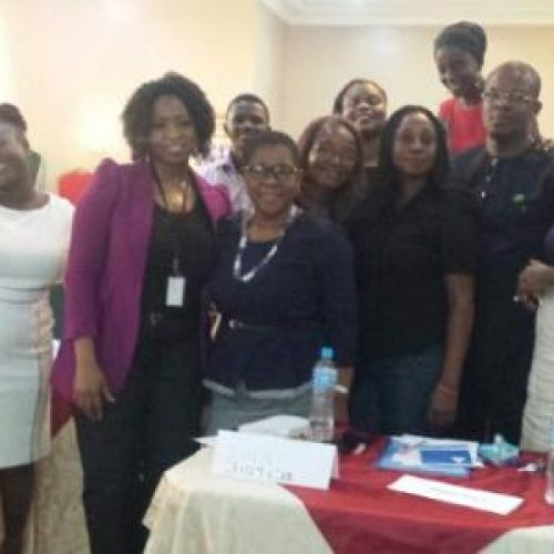 WRAHP trains journalists on gender based violence reportage