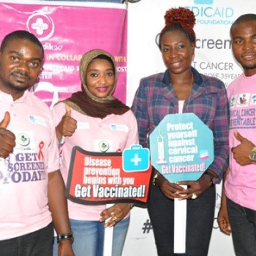 MEDIK247 free cervical cancer screening ends
