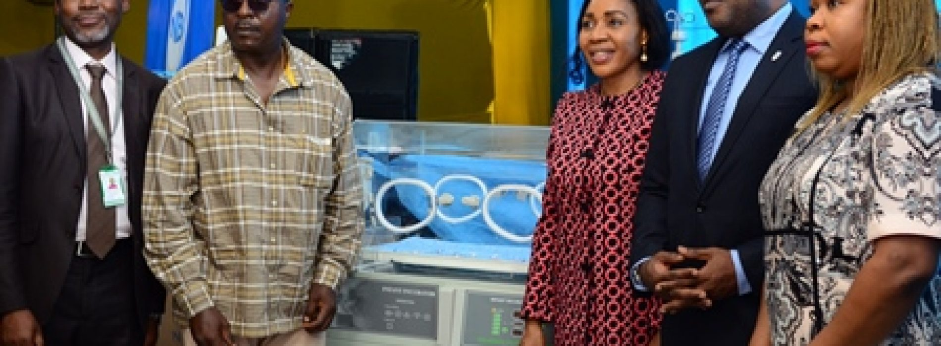 Heineken Foundation, Nigerian Breweries donate neo natal equipment to LUTH