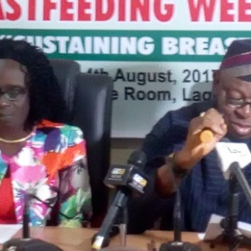 Lagos moves to sustain exclusive breastfeeding