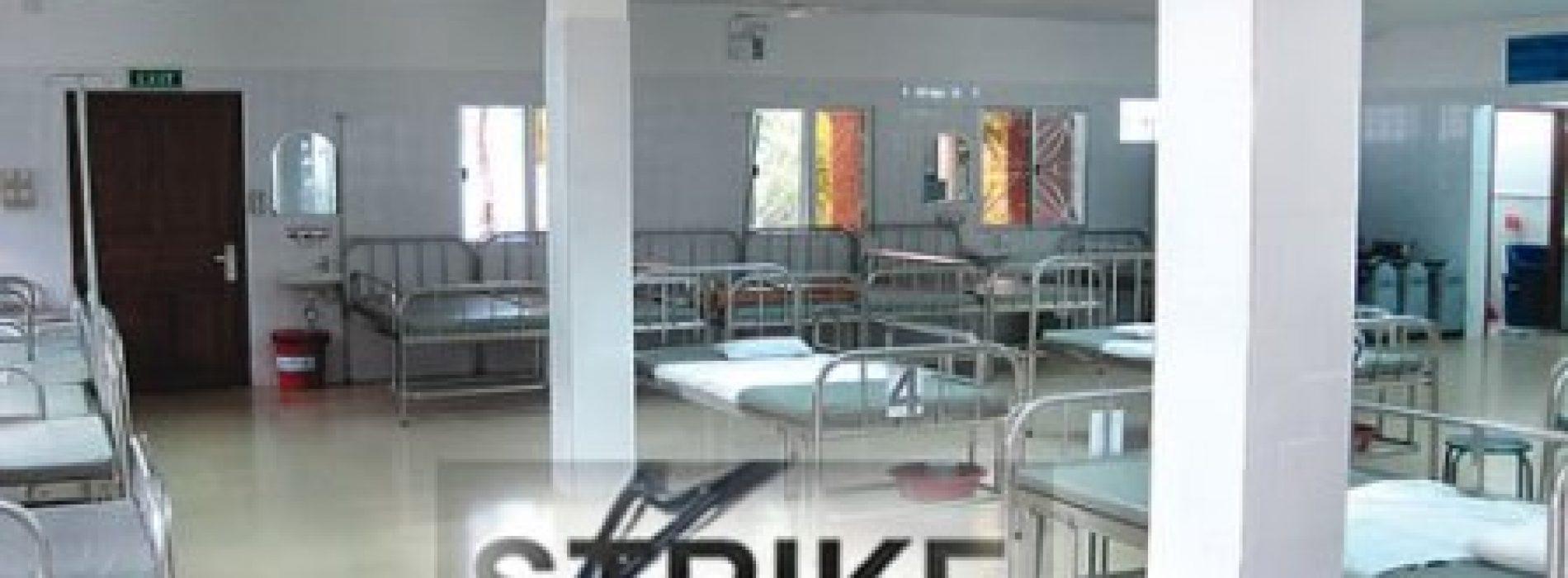 Health sector crisis worsens