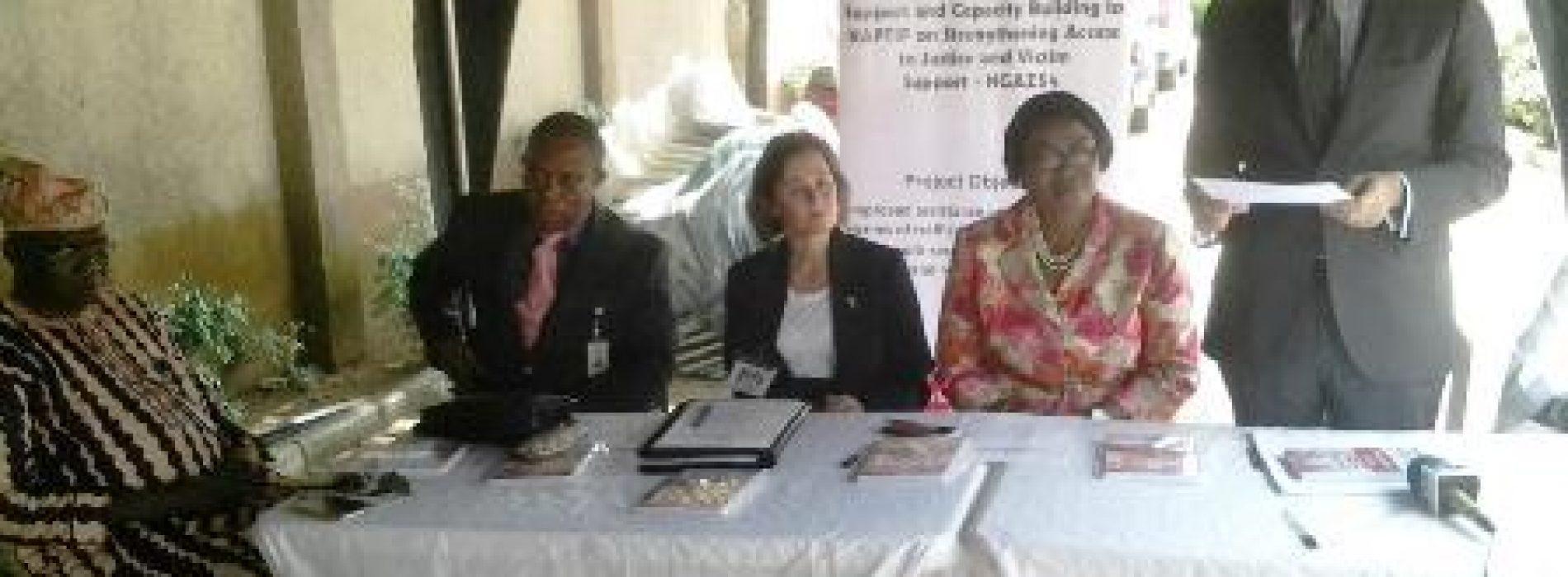 NAPTIP, UNODC empower human trafficking victims