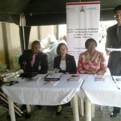 NAPTIP, UNODC empower human trafficking victims