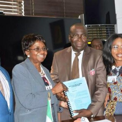 New NAFDAC DG unfolds agenda