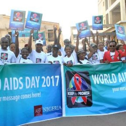 Nigeria must do more to end HIV/AIDS , AHF, others tell FG
