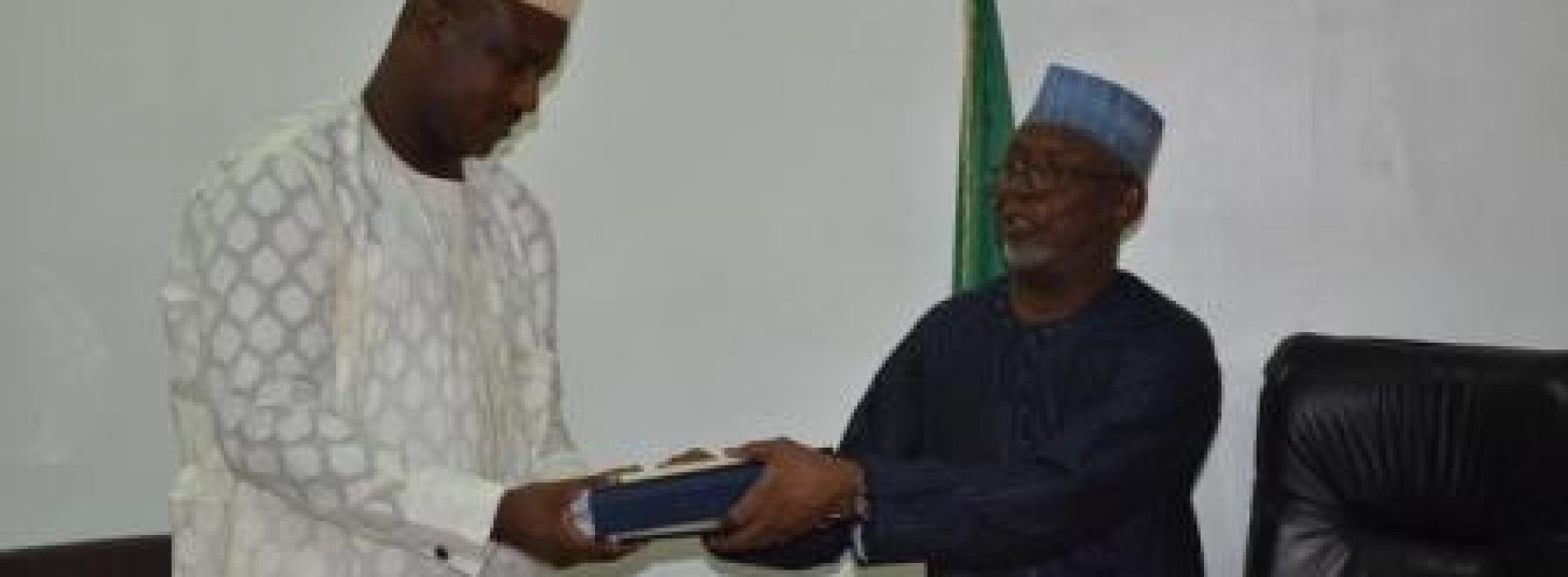 Usman Abubakar takes over at ICPC