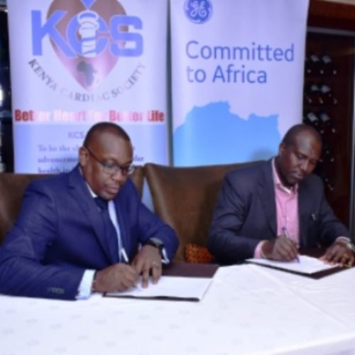 GE Healthcare collaborates with Kenya Cardiac Society to train cardiac health professionals
