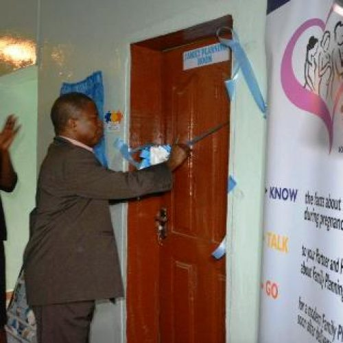 NURHI commissions 19th FP facility in Lagos clinic