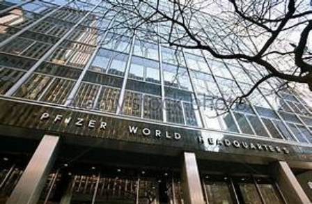 Pfizer to build $465m cutting-edge sterile injectable plant
