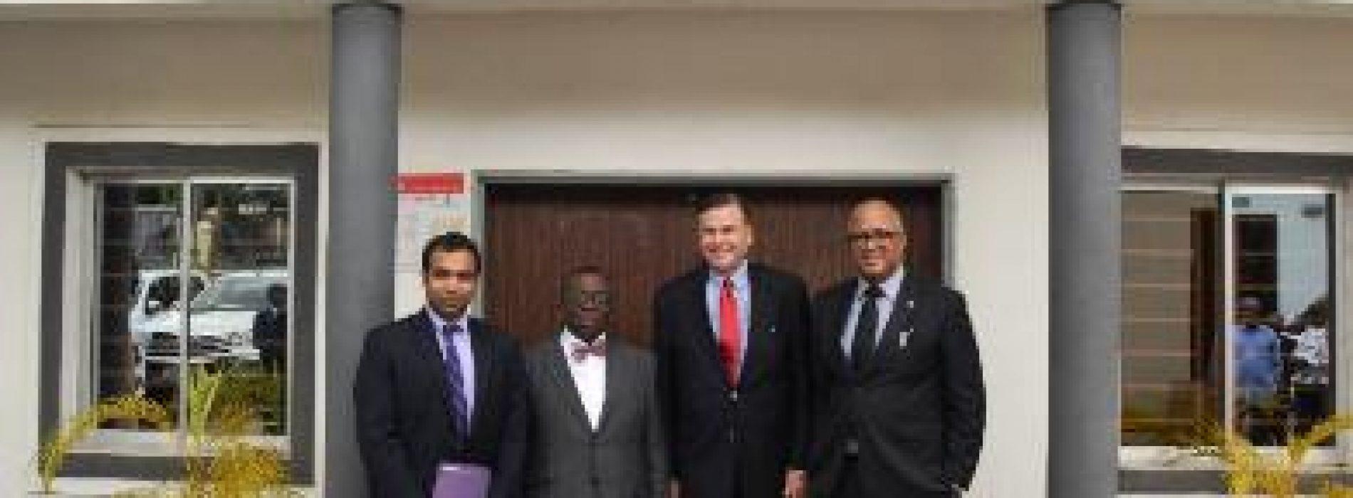 US Ambassador visits NCDC