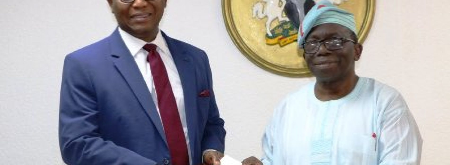 Buhari re-appoints Prof. Bode as LUTH CMD